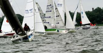 Międzynarodowe Mistrzostwa Polski - Puchar Polski Jachtów Kabinowych FRANS MAAS CUP 2005