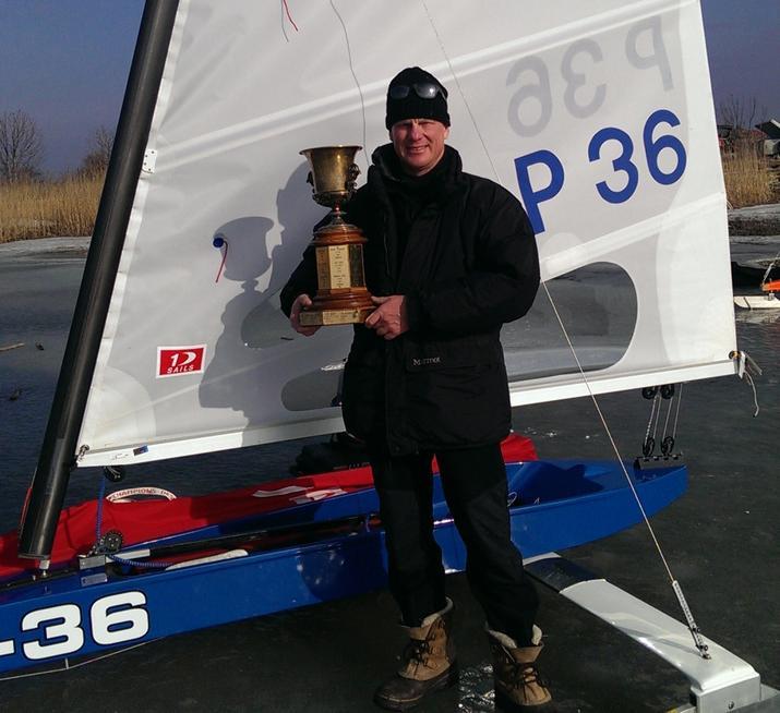 Karol Jablonski, Mistrz Europy 2014 - fot. archiwum Karola Jablonskiego