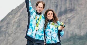 Waldemar Heflich z Rio: Mistrz Santi