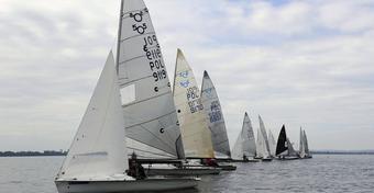 Niespodzianki w regatach o Puchar Mariny Kamień Pomorski