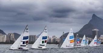 W Gdyni trwają Mistrzostwa Europy żeglarzy niepełnosprawnych